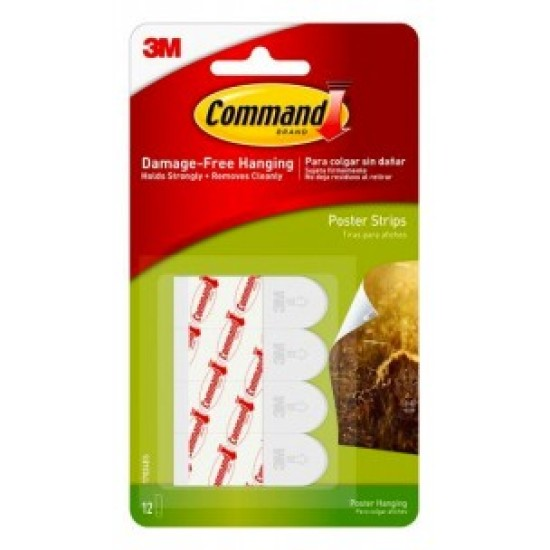 Command Picture Hanging Strips 4X2