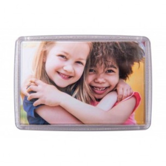 Photo Fridge Magnet With Pop Out Stand