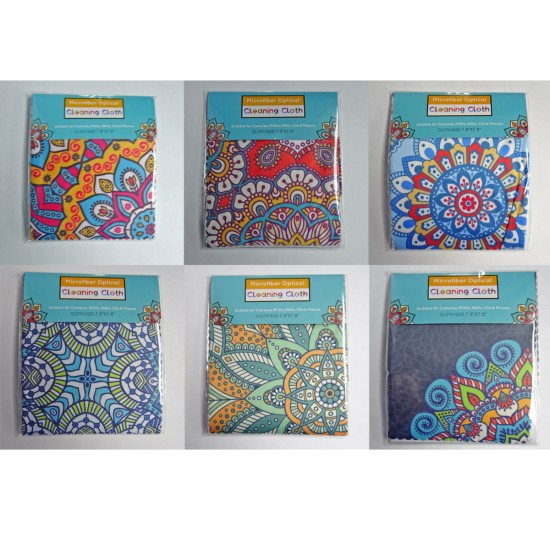 Mandala Cleaning Cloths