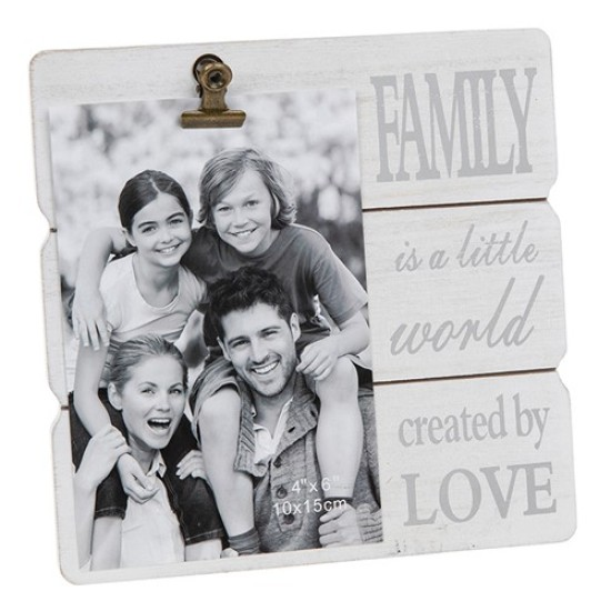 Message Clip Frame Family
